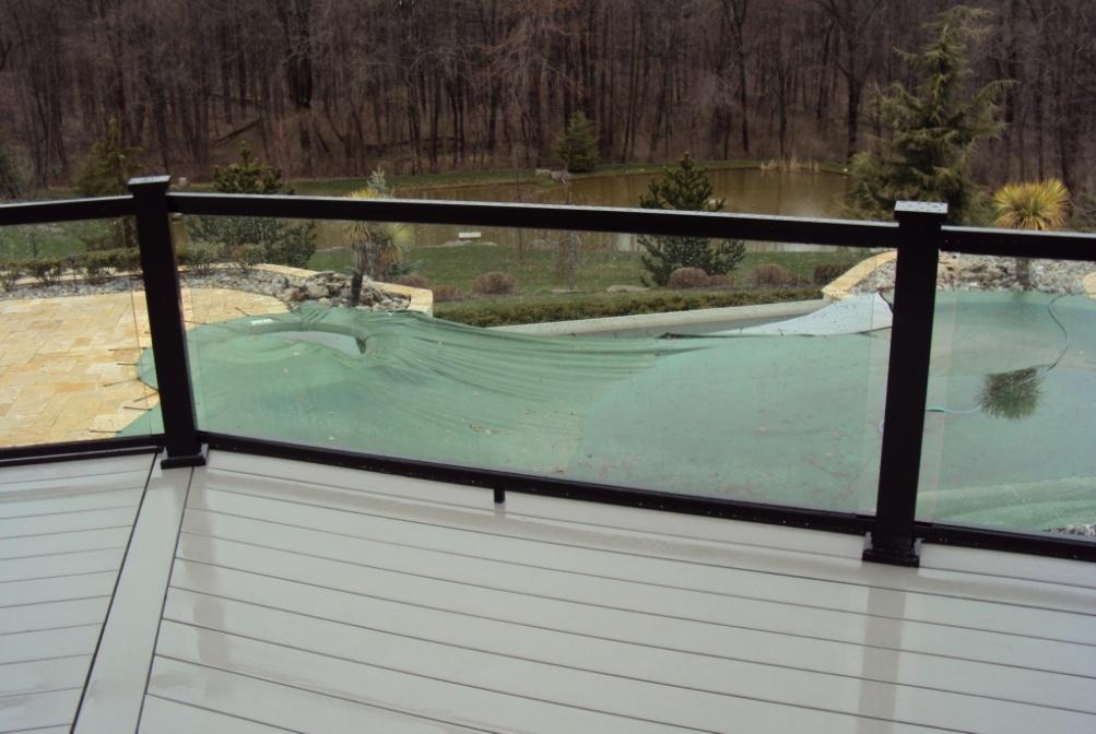 Glass Rails Decks Amp Fencing Contractor Talk