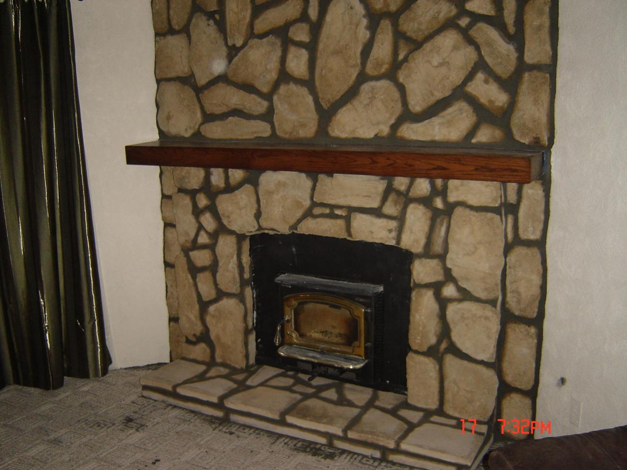 Cultured Stone Fireplace Masonry Contractor Talk