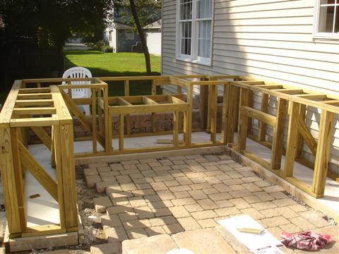 Outdoor Kitchen Build Question - Masonry - Contractor Talk