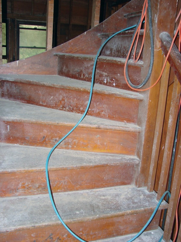 For FramingPro: How To Figure Out Winder Stairs - Page 3