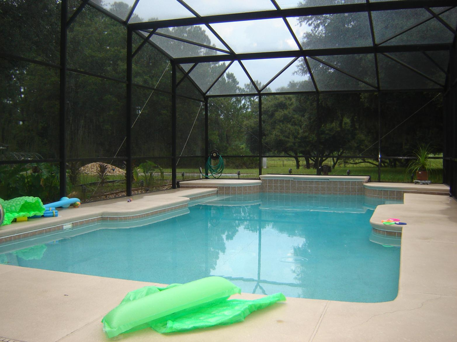 Florida Pool Pool Construction Enclosures Contractor Talk