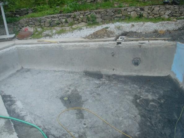 Hazards Of Coal Slag : Coal slag blasting swimming pool sandblasting