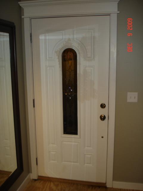 Leaky Door Windows Siding And Doors Contractor Talk