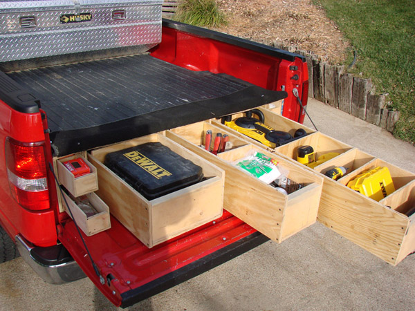 Homemade Truck Box - Vehicles - Contractor Talk