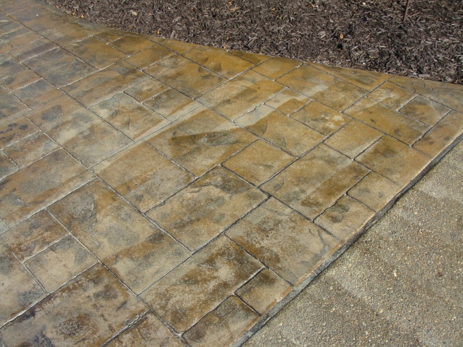 Sealer removal advice over exposed aggregate and stamped for Concrete advice