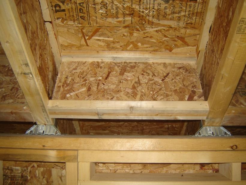 How To Locate Floor Joists >> New I Joist Question - Construction - Contractor Talk