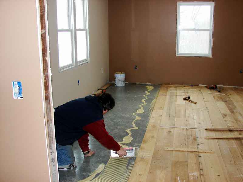 Glue Down Engineered Flooring Alyssamyers