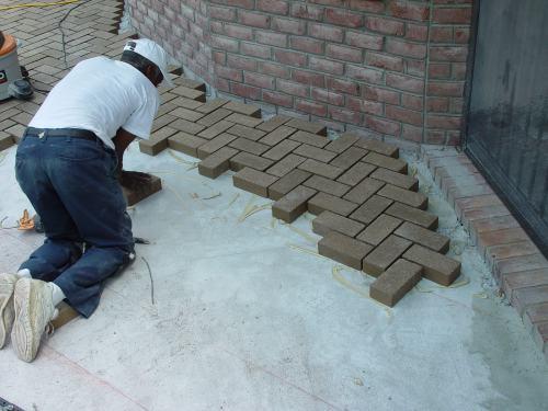 Old Brick Patio Masonry Contractor Talk