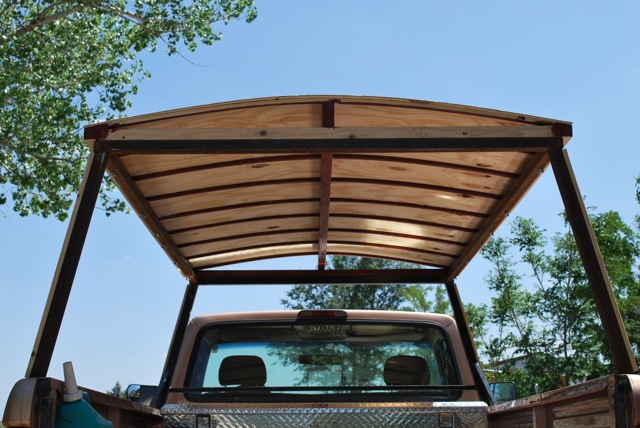 canopy on flatbed ideas dsc_0402jpg
