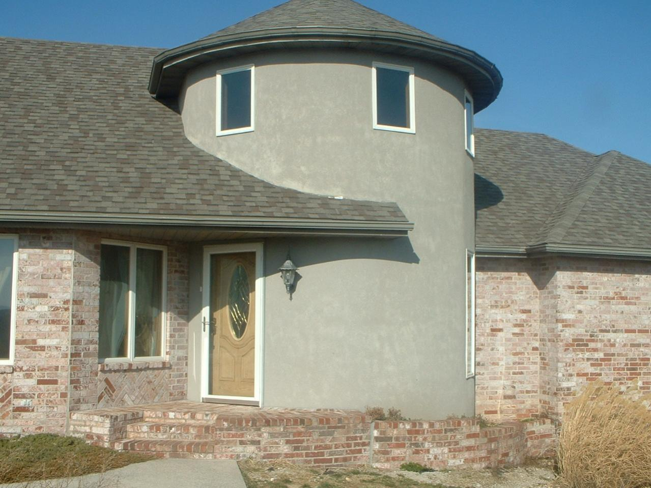 Right away to do cultured stone over stucco page 3 for How to install stone veneer over stucco