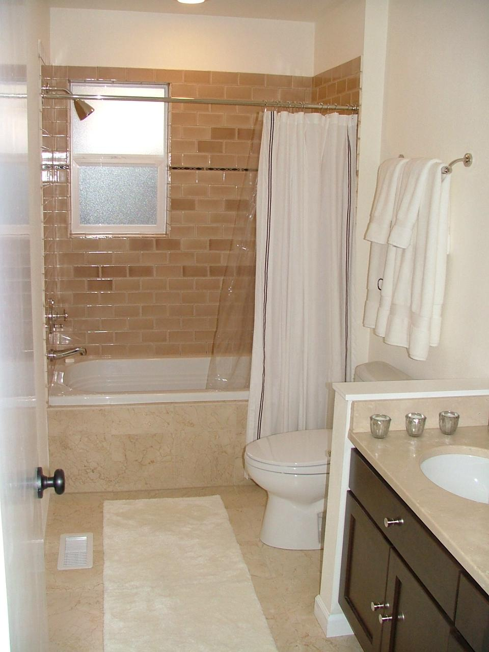 2 bathroom remodel guest bathroom remodeling picture for Bathroom improvements