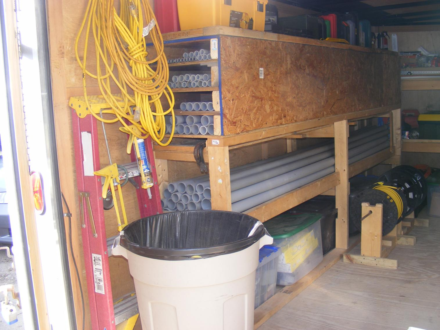 Stocking Service Trucks Electrical Contractor Talk Circuit And Afci Diy Chatroom Home Improvement Forum Re