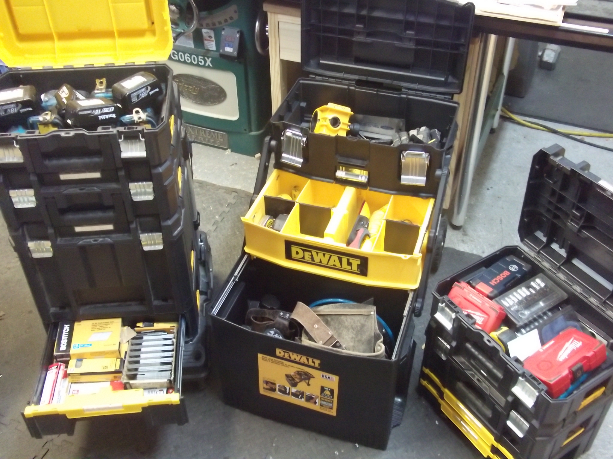 Dewalt Tstak Storage System Page 5 Tools Amp Equipment