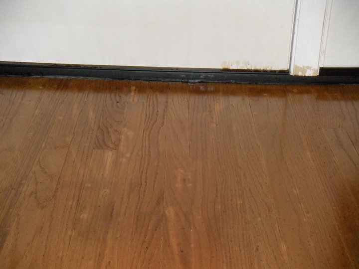 Refinish Hardwood Floors What 39 S With The Spots Pics