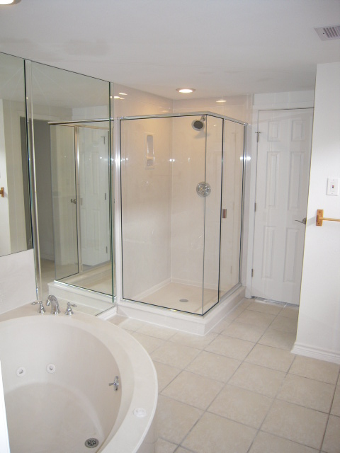 Frame Less Shower Enclosures By Texas Remodel