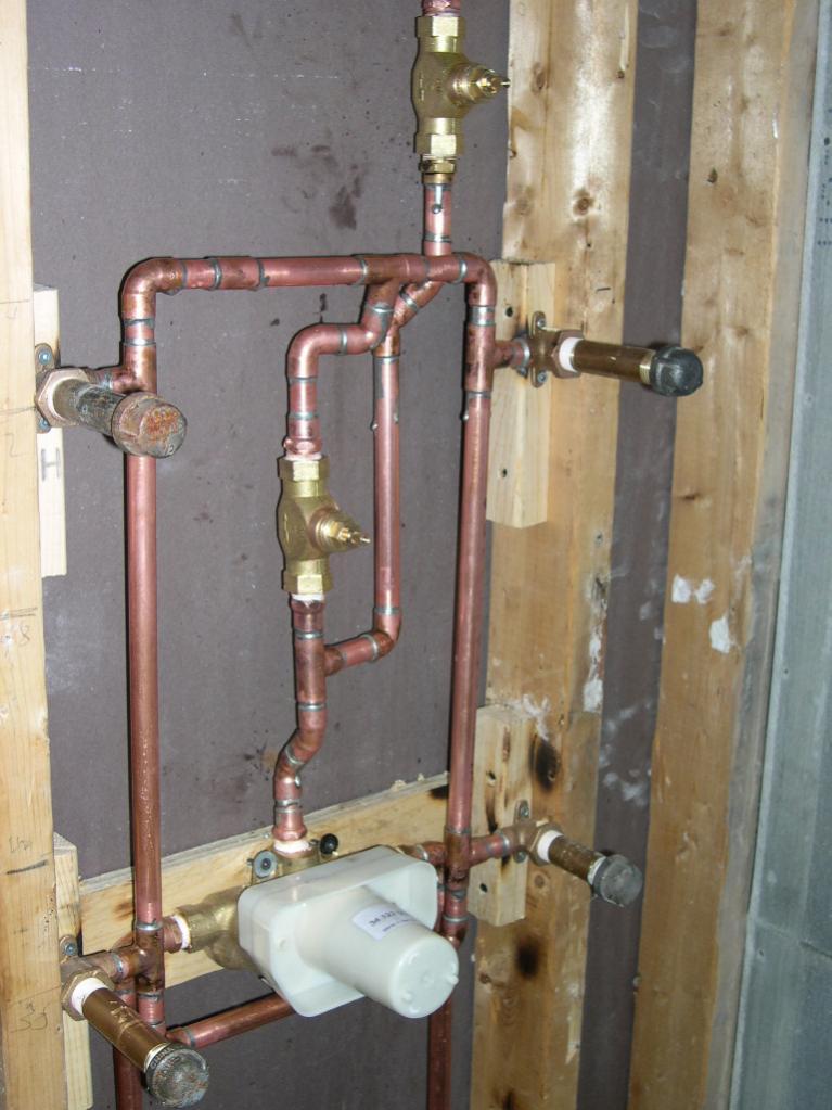 Shower Body Spray Questions Plumbing Contractor Talk