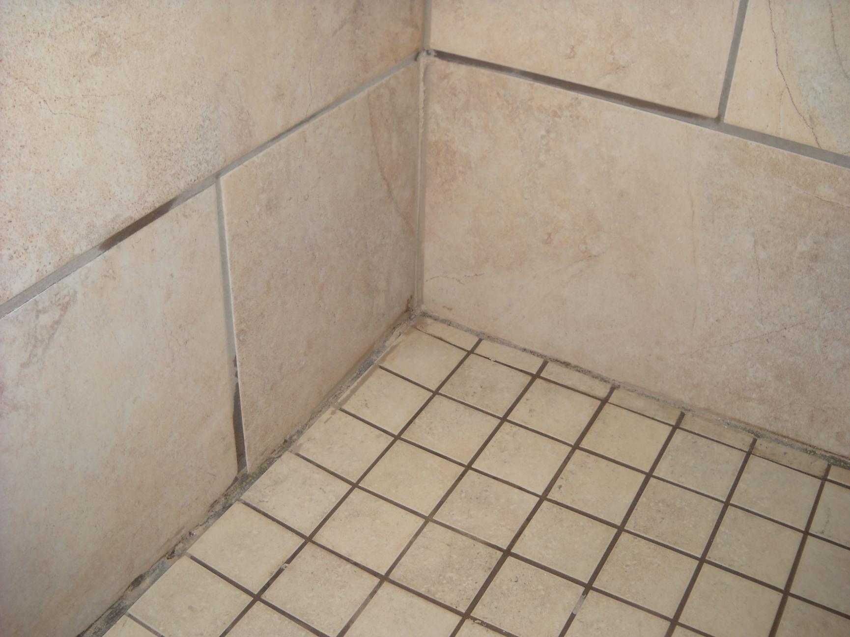 Tiled Shower Caulk Kitchens Baths