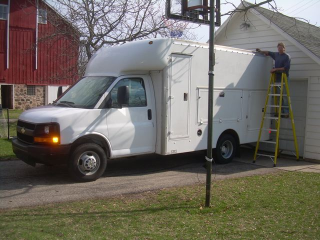 Post your work truck van thread page 11 vehicles for Wrap master model 1500