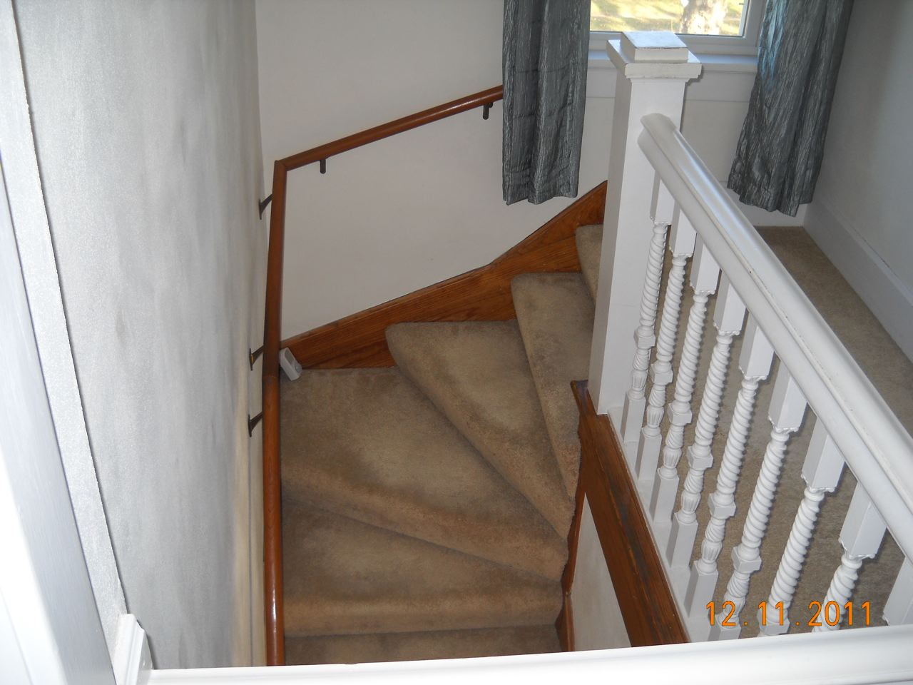 ... For FramingPro: How To Figure Out Winder Stairs Dscn2248