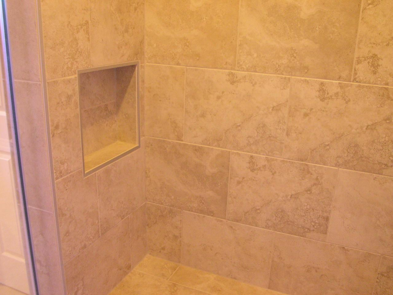 Building A Shower Bench When Using Backer Board On Walls? - Tiling ...