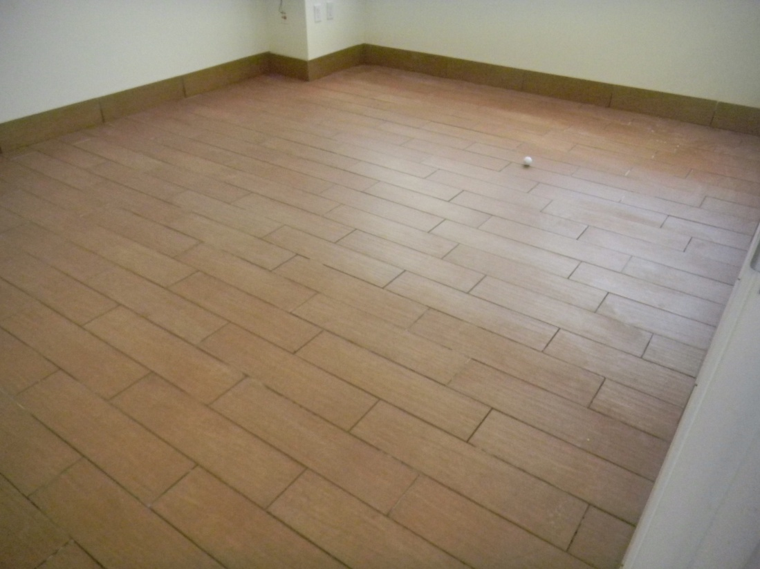 Laminate Stagger Flooring