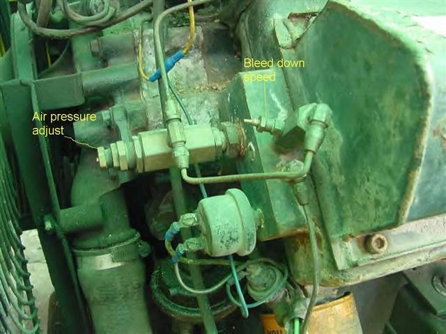 gordon smith compressors sandblasting contractor talk rh contractortalk com smith 100 air compressor specs smith 100 air compressor manual