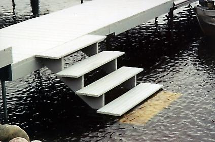 Re: Beach Access Stairs