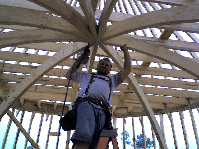 Barrel Vault Roof Framing Page 5 Framing Contractor Talk