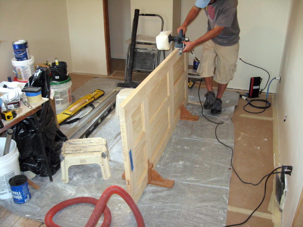Door buck v Workmate 425-ellis-bedroom-238a.jpg ... & Door Buck V Workmate 425 - Windows Siding and Doors - Contractor Talk