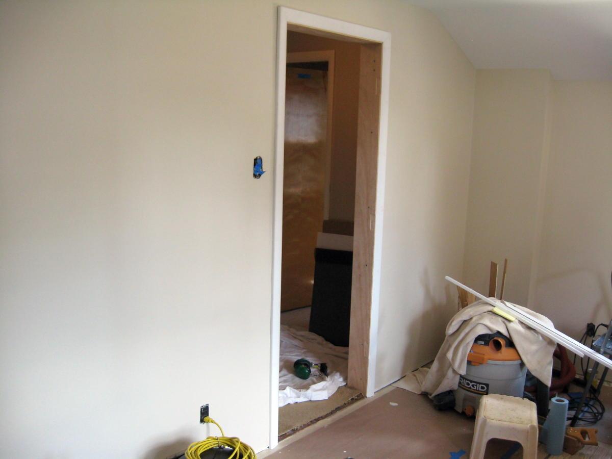Hanging doors- adding a hinge...-ellis-bedroom-266a. & Hanging Doors- Adding A Hinge... - Finish Carpentry - Contractor Talk