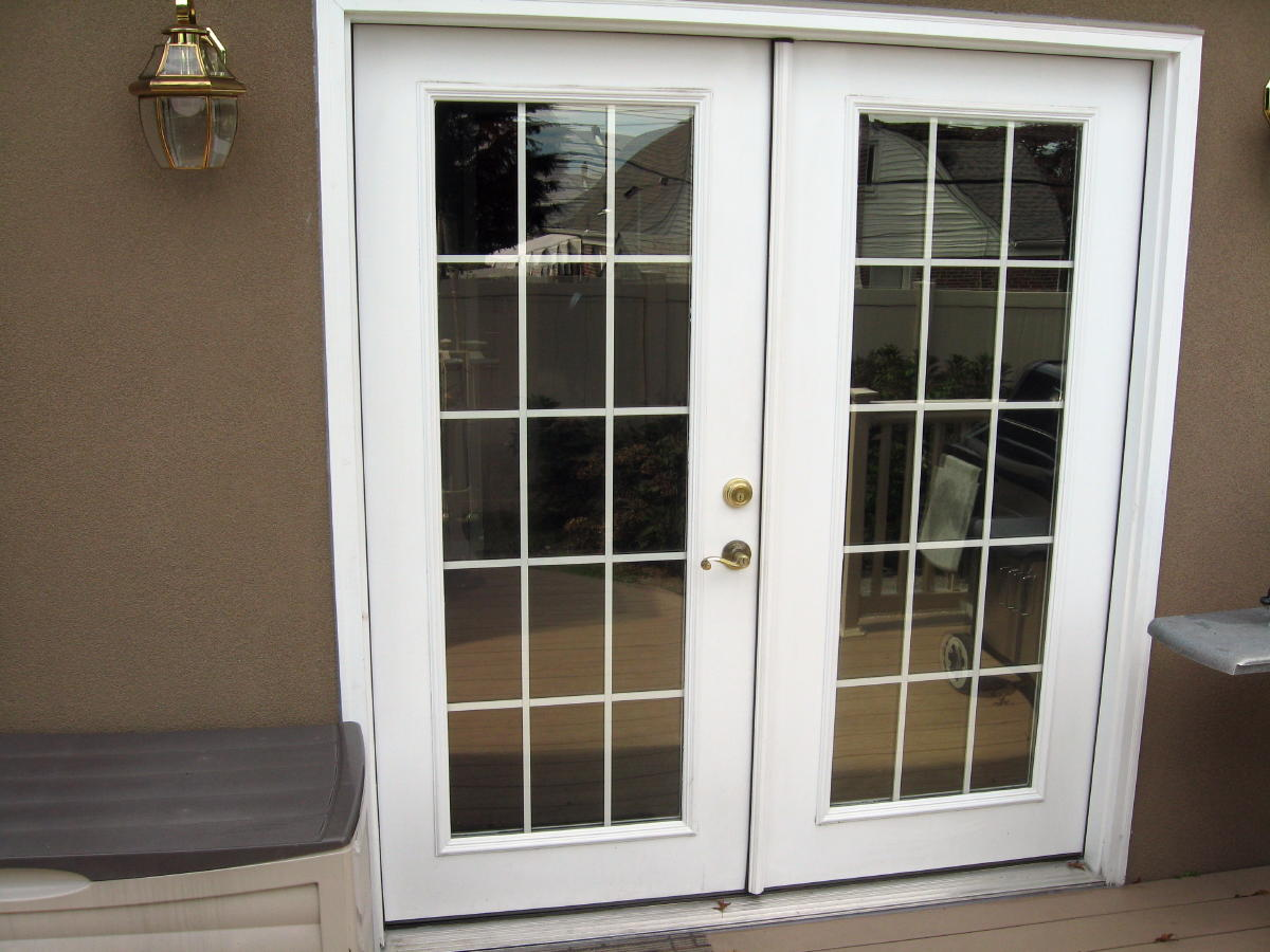Jeld Wen French Door Problem Windows Siding And Doors