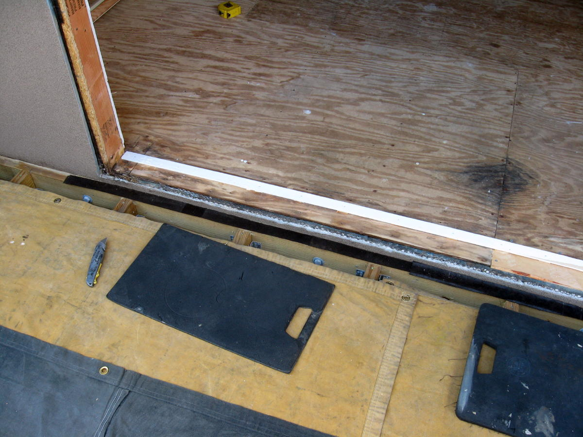 Sill Pan Tape Windows Siding And Doors Contractor Talk