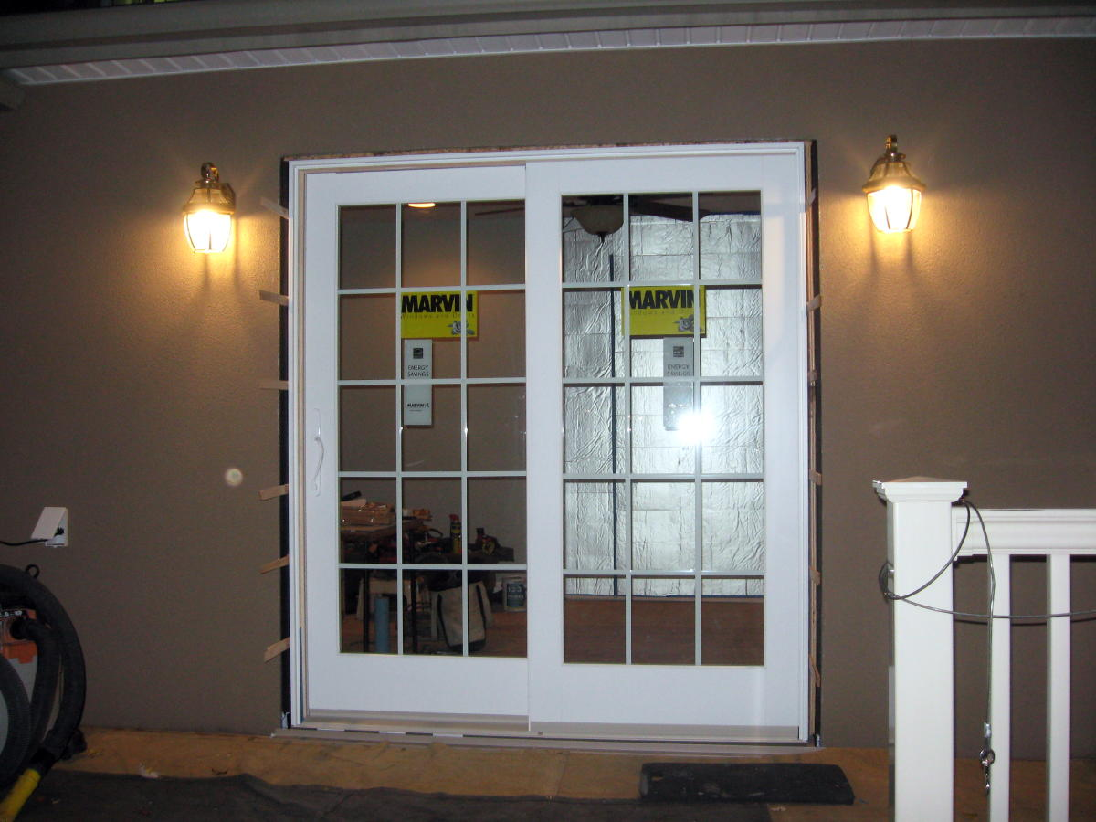Marvin Integrity Sliding Door Designs