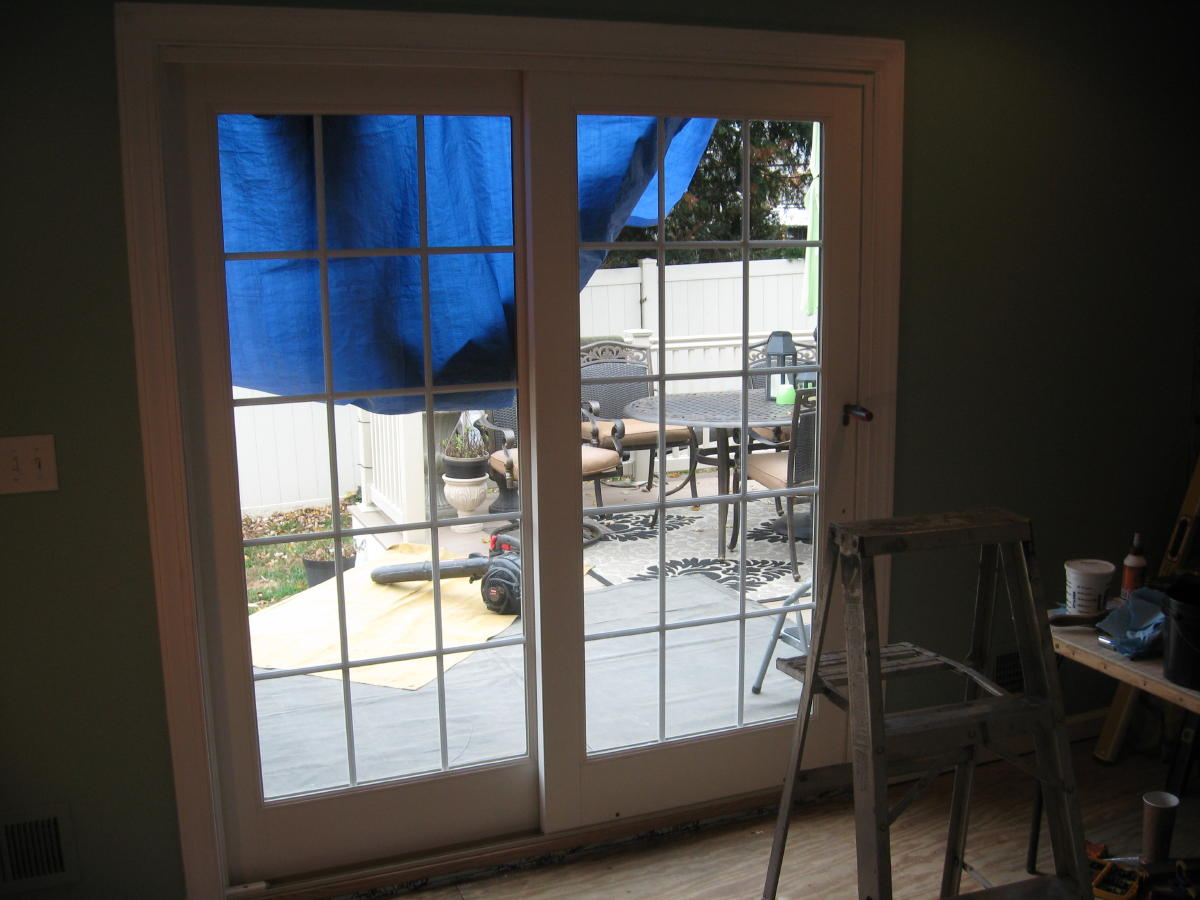 Marvin Ultimate Clad Sliding French Door Windows Siding And Doors Contra