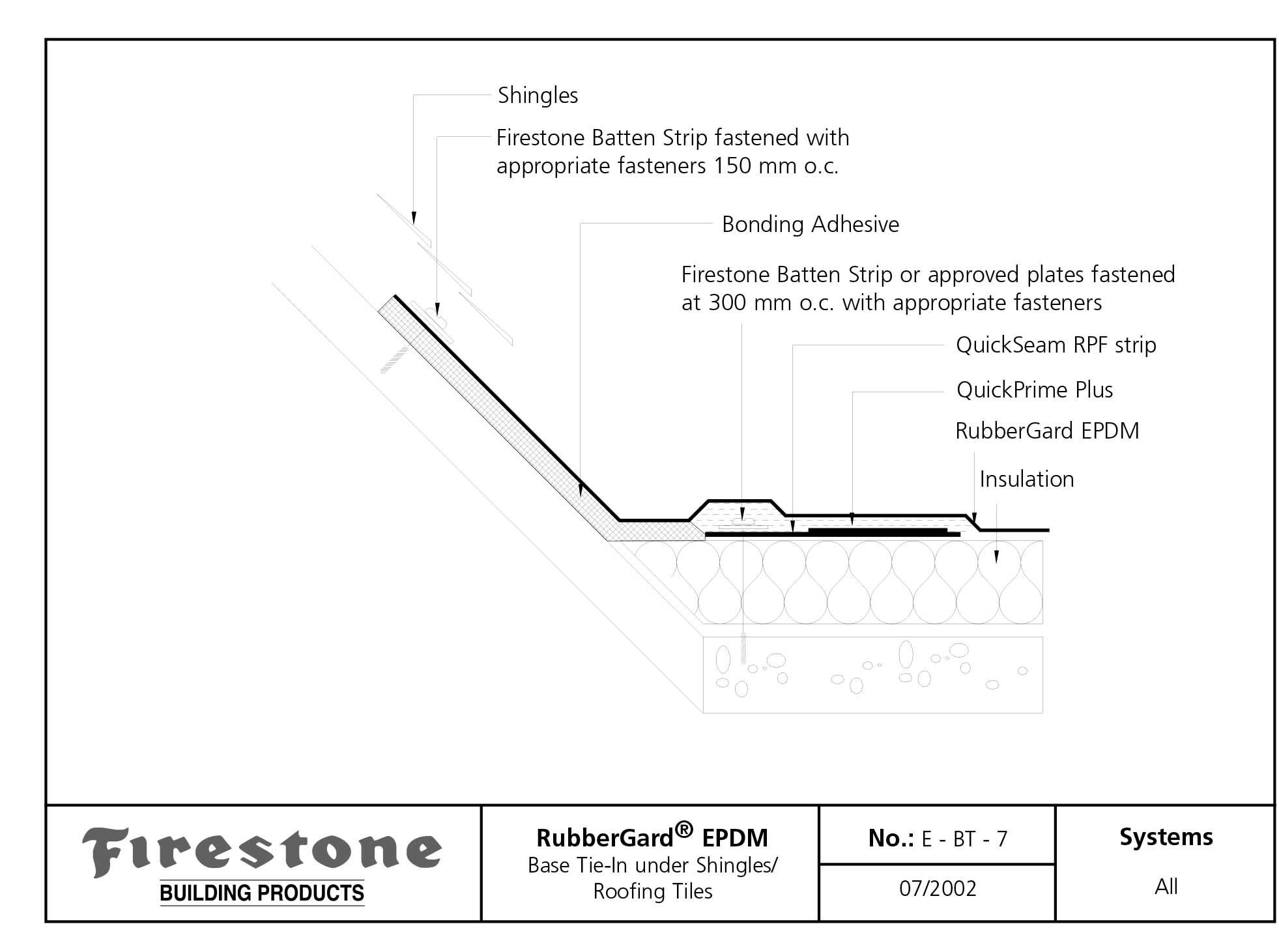 firestone epdm technical manual