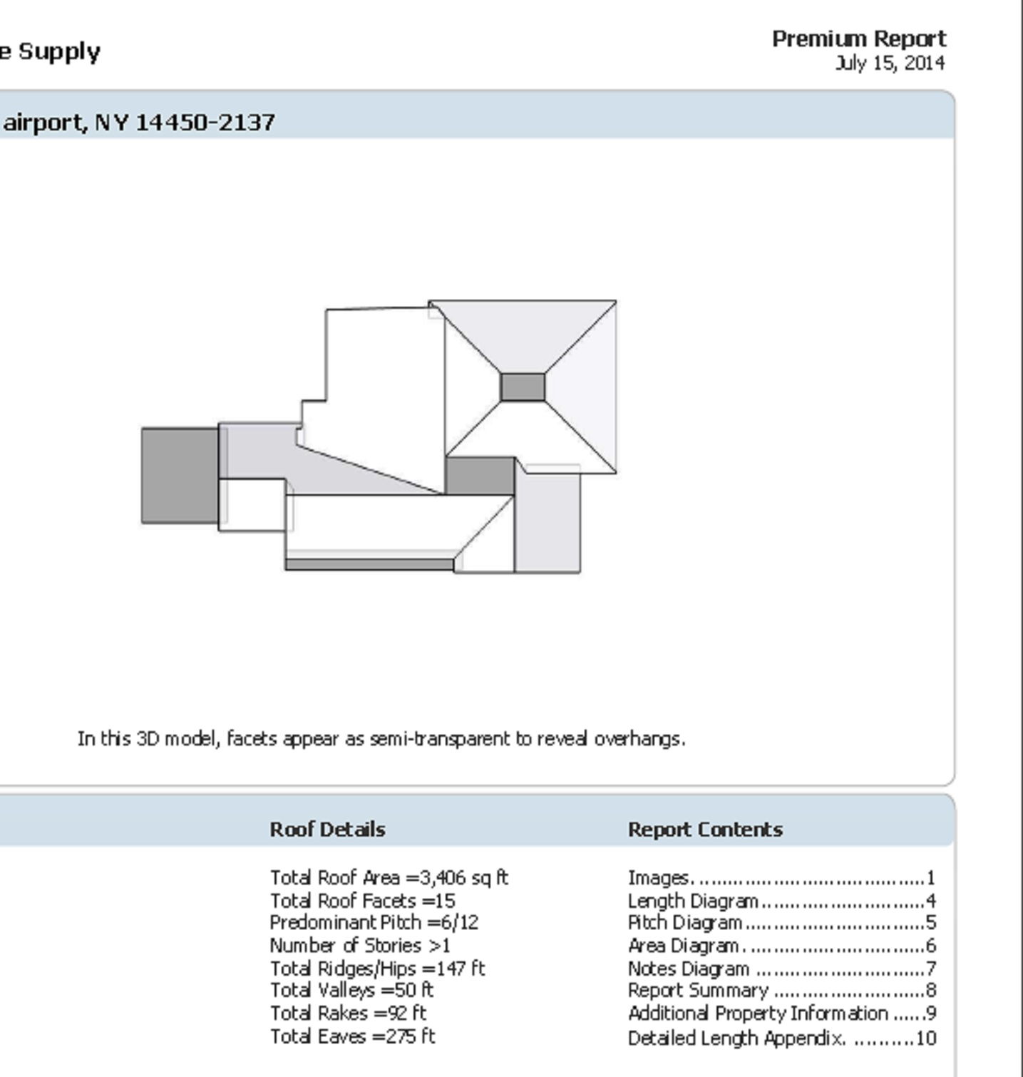 Aerial Roof Measuring Software Ev Pic Sc 1 St Contractor Talk