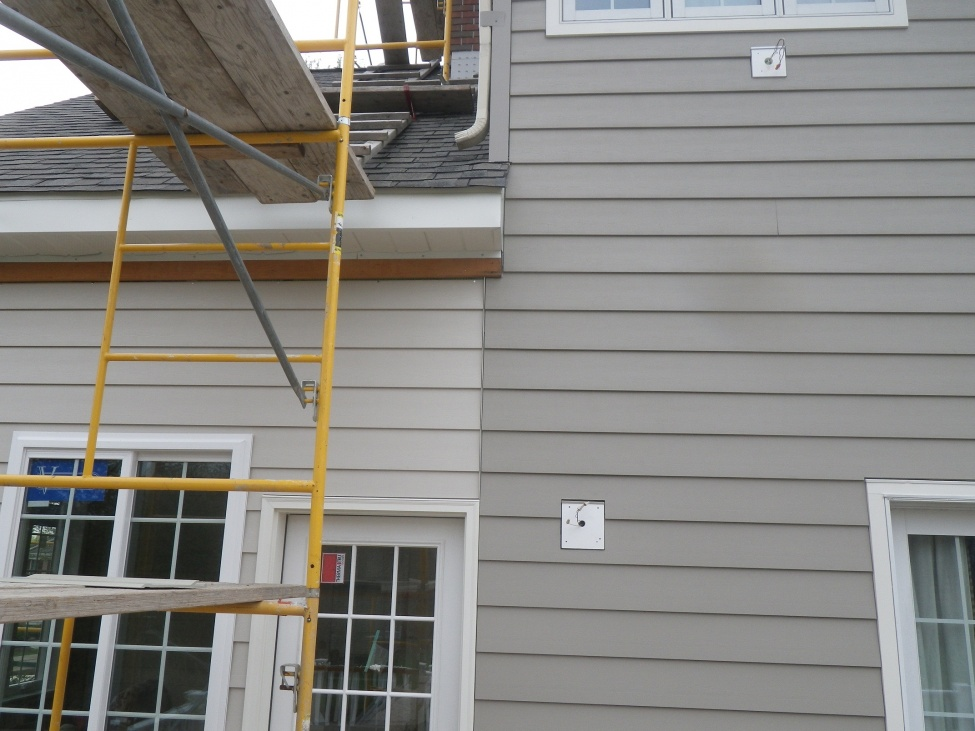 Everlast Siding Install Windows Siding And Doors