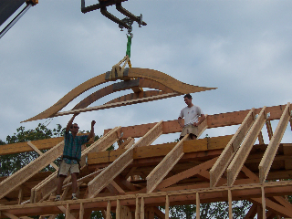 Barrel Vault Roof Framing Page 2 Framing Contractor Talk