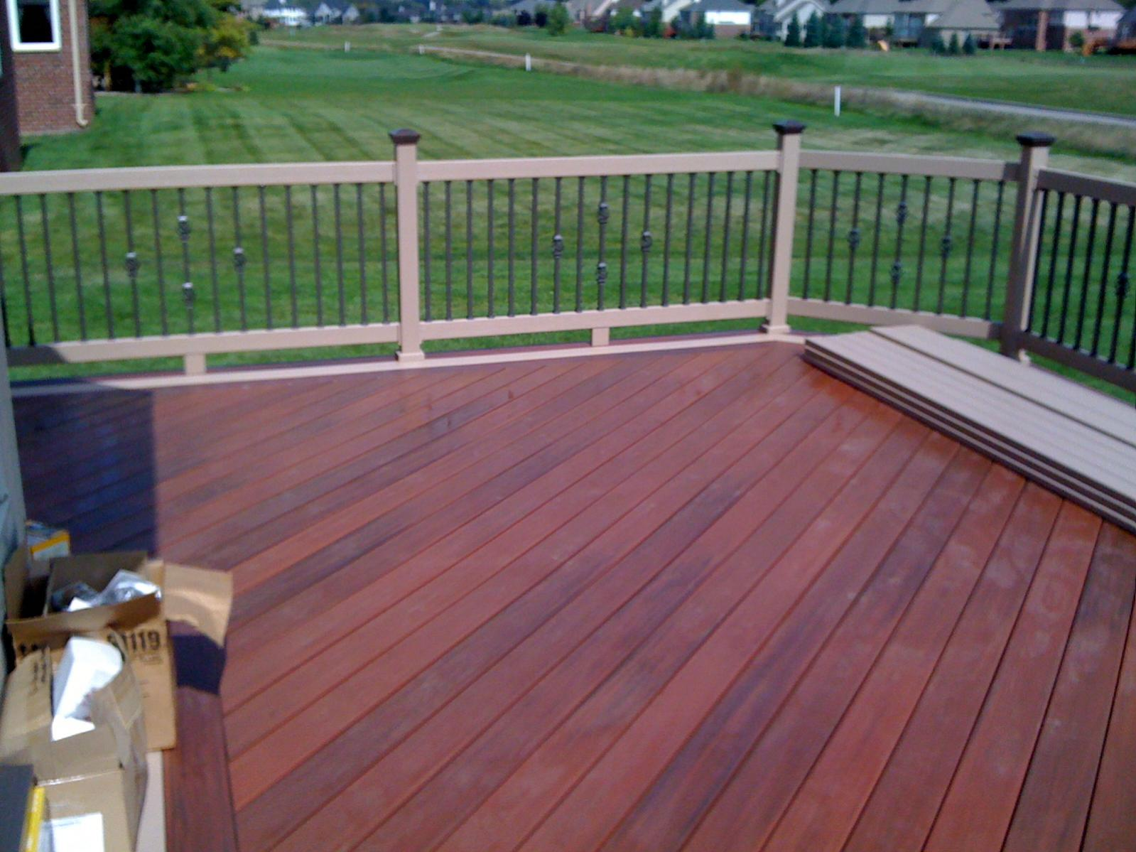fiberon fiberon deck in macon ga with fiberon awesome