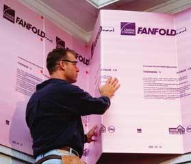 Fan Fold Insulation Windows Siding And Doors