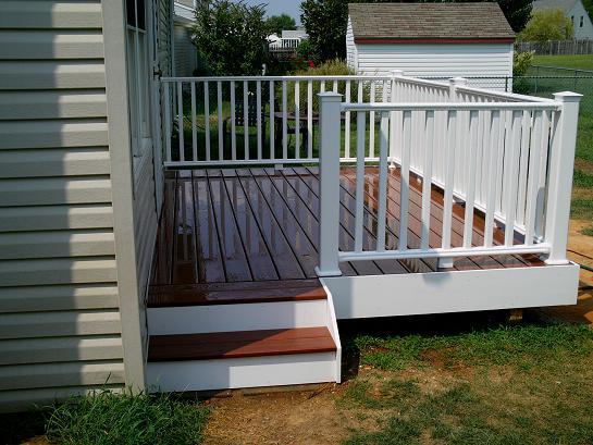 Certainteed Decking - Decks & Fencing - Contractor Talk