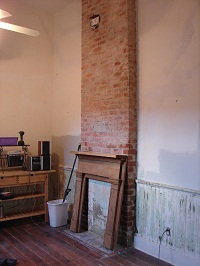 Attaching A Mantle To Soft Brick Masonry Contractor Talk