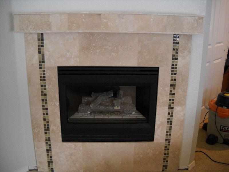 tile fireplace surround construction picture post. Black Bedroom Furniture Sets. Home Design Ideas