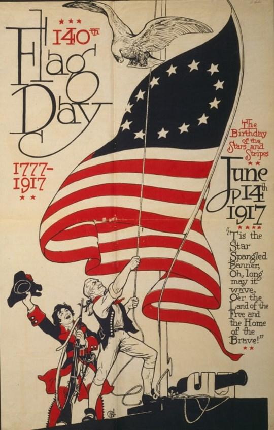 Things I Love (2)-flag-day-1917.jpg