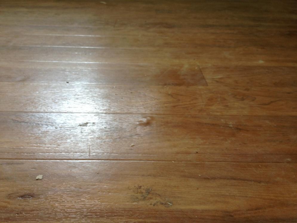 Bumps In Vinyl Floor Flooring Contractor Talk