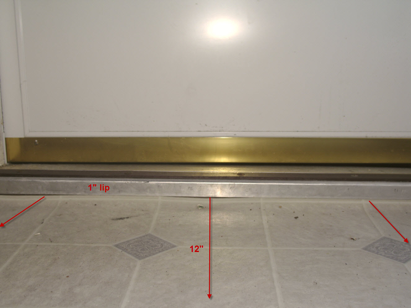 Best Product To Ramp Floor Under Vinyl Sheet Flooring