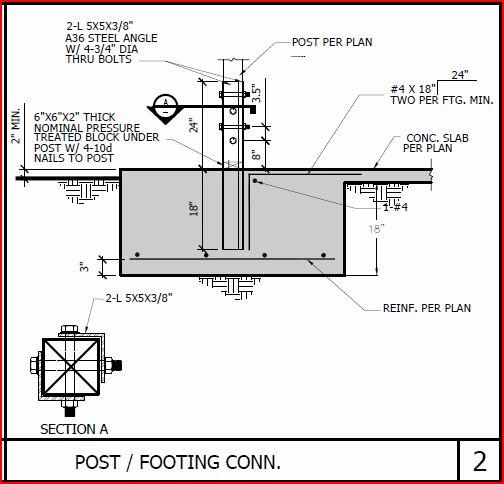 Building Detached Pergola On Concrete Need Advice