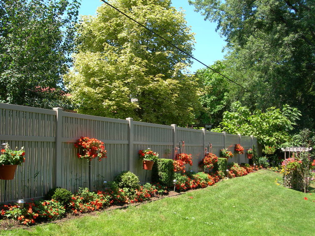 Paint Vinyl Fence How To Make Fence