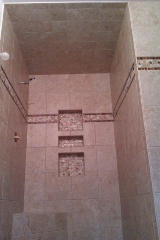 Ready To Tile Niches Tiling Contractor Talk