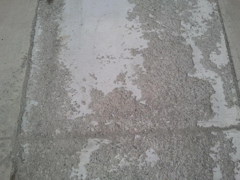Poured Concrete Driveway Issues Concrete Amp Paving